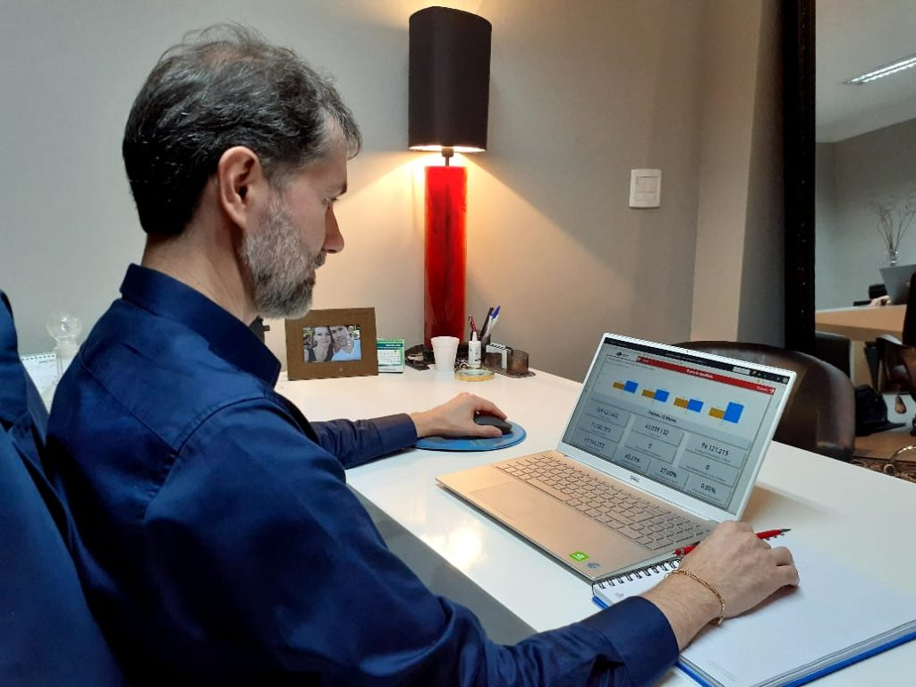 Caciano Roberto Zanella, diretor da Consultline